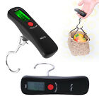 Portable 50kg LCD Digital Hanging Scale Electronic Hook Luggage Weighing Tool