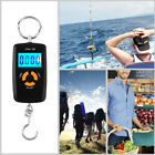 45kg Double Precision LCD Digital Scale Pocket Luggage Hanging Fish Hook Scale