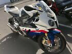 2011 BMW S1000RR  2011 BMW S1000RR with only 2,800 miles