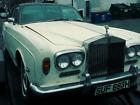 1971 Rolls-Royce Corniche  Rolls-Royce Corniche coupe by Mulliner Park Ward