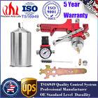 1.4mm Pro HVLP Spray Gun Car W/ Air Regulator Auto Paint Basecoat 1000mL Cup