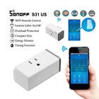 Sonoff S31 16A US Smart Wifi Socket Switch Wireless APP Remote Power Moniter