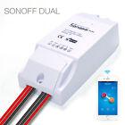 Sonoff Dual: WiFi Wireless Smart Switch Module ABS Shell Socket for DIY Home IT8