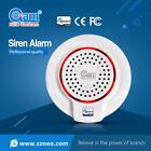 Z-wave Wireless Siren Alarm Sensor Compatible with Z wave Plus Sensor Alarm