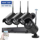 1080P Wireless NVR Kit P2P HD Outdoor IR CUT Security IP Camera WIFI CCTV System