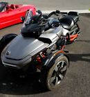 2015 Can-Am Spyder F3s  LOW MILEAGE CUSTOMIZED CAN AM