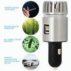 2018 Mini Auto Car Negative Ionic Purifier Air Freshener Deodorizer USB Charging