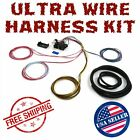 1947-59 Chevy Pickup Truck Ultra Pro Wire Harness System 12 Fuse color hot rod