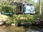 1967 Volkswagen Bus/Vanagon  1967 Westfalia Camper VW Bus Walkthrough Southern Maine