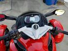 2009 Can-Am Spyder roadster RS  Can Am Spyder RS SE5 Red