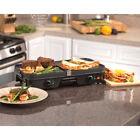 Electric Skillets Appliances 3-in-1 Grill/Griddle Indoor Cooker Stove ORIGINAL