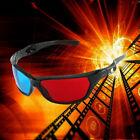 3D Vision Glasses Red Blue Plasma TV Movie Dimensional Anaglyph Framed 1 PAIR