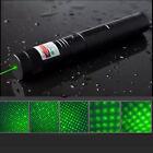 New 10 Mile Green Laser Pointer Pen Light 532nm Visible Beam Burn Focus