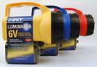Dorcy Lantern Pack Floating 6V With Battery - 2087