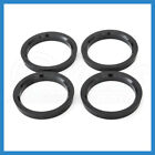 4 pcs Hub Centric Hubcentric Rings OD: 74.1 mm ID: 71.5 mm fit Dodge