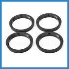 4 pcs Hub Centric Hubcentric Rings OD: 72.6 mm ID: 67.1 mm fit Kia