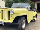 1949 Willys  1949 willys jeepster