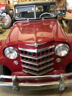 1950 Willys  Willys Jeepster 1950