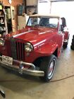 1948 Willys  1948 willys jeepster