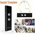 Easy Trans Smart  Instant Voice Translator 30 Language Speech Travel Translator