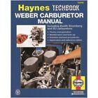 Haynes Weber carburetor manual techbook 10240