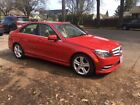 2011 Mercedes-Benz C-Class C-300 Luxuriously Sporty 2011 Mercedes C300 # super clean with light miles