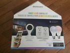 New in Box Merkury Innovations Smart Home Control Kit