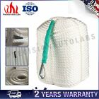 """1/2""""x300' Twisted Three Strand Nylon Anchor Rope Boat with Thimble US Fast Ship"""