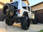 2016 Jeep Wrangler Unlimited Custom lifted King Coil Overs Jeep Wrangler Sahara 2016 Custom Lifted