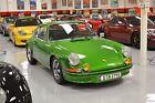 911 RS Doppelganger 1973 Porsche 911 Carrera RS Doppelganger 1977 Miles Green Metallic Coupe 2.7 Lit