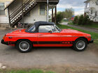 1979 MG MGB 2 door 1979 MGB Convertible