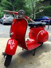 1963/1964 Red Allstate Vespa | VA13T | Fully Restored