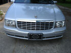 1998 Cadillac DeVille  DeVille Wagon 3/4 ton suspension orig MSRP $75,000+  Drive Anywhere ONLY 56k mi!