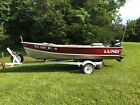 Lund Fishing boat with 25hp Mercury Electric Start with live well priced to sell