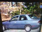 1997 Mazda 626  1997 Mazda 626 Blue Good engine and transmission drivable (97)