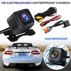 170° Car Rear HD View Backup Camera Parking Reverse Night Vision CMOS Anti-water