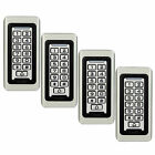 4New Waterproof IP68 Keypad Standalone Access Control Home Door Entry Controller