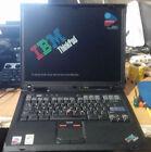 15.1 IBM LENOVO THINKPAD T42 1.8Ghz 2GBRam 80GB DVD/CD WiFi -finger print-blue
