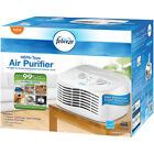 Febreze Tabletop Air Purifier FHT170W, White Eliminate Oder Get Rid of Allergins