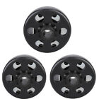 """3Pcs Centrifugal Clutch 3/4"""" Bore 40/41/420 Chain 10 Tooth Go-Kart up to 8 hp MS"""