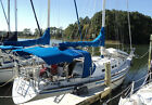 Hunter Sailboat 37C Cherubini 1984 37 ft