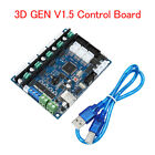 3D GEN V1.5 Control Board Module with USB Cable for Arduino Durable High Quality