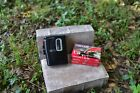 Sony TCM-323 Casette Corder Voice Recorder Bundle - Black Tested and Working