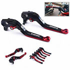 Fits DUCATI Monster 696 695 400 620 S2R Folding Extendable Brake Clutch Levers