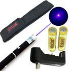 Laser Pen Pointer Purple 532nm visible Beam Light 5mW power Professional High