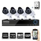 Outdoor Indoor Surveillance Home Video Security Camera System with Night Vison