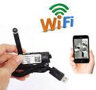 1080p HD Spy DIY IP WiFi wireless Infrared night vision hidden Camera Mini DVR