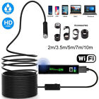 2.0 Megapixels 1200P IP68 Endoscope Camera HD 8mm Borescope Android IOS Use