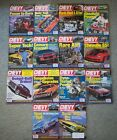 Lot of (14) Chevy High Performance Magazines (2003,2004,2005)