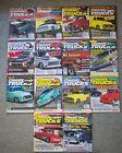 Lot of (13) Classic Trucks Magazines (2000-2001)
